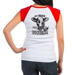 No More Cowbell Women's Cap Sleeve T-Shirt