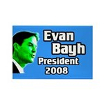 Evan Bayh for President Magnet