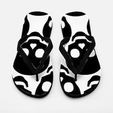 Cute Socks Flip Flops
