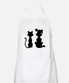 Cat & dog Apron
