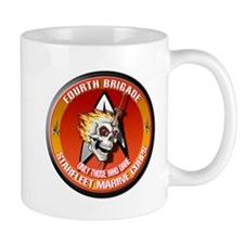 new4thbdelogo Mugs