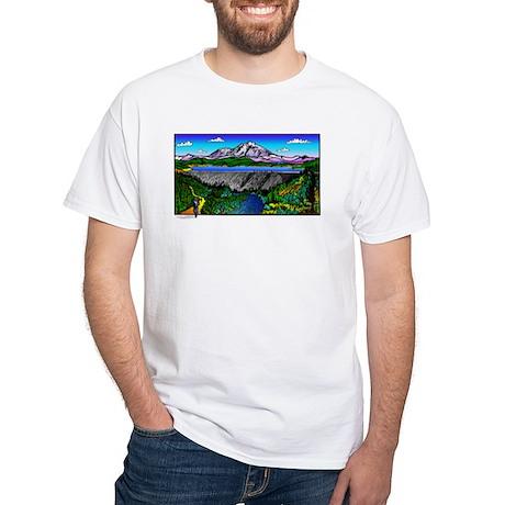 Redding White T-Shirt