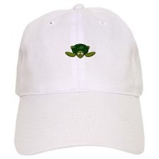 Cartoon Turtle Baseball Cap