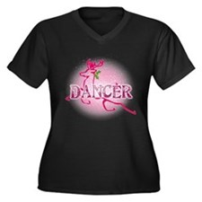 New Reindeer Dancer by DanceShirts.com Women's Plu