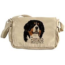 Funny Berner Messenger Bag