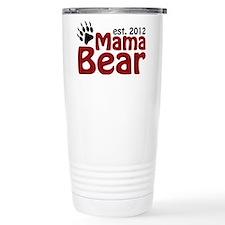 Mama Bear Est 2012 Travel Mug