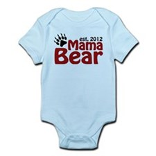 Mama Bear Est 2012 Infant Bodysuit