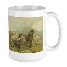 Bedlington and Dandy Dinmont Mug