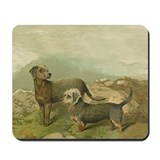 Bedlington terrier Mouse Pads