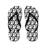 Abe lincoln shoes Flip Flops