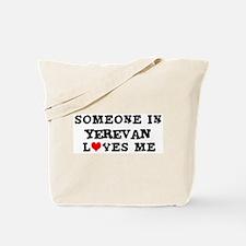 Someone in Yerevan Tote Bag