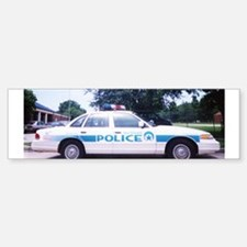 New Orleans East/NOPD Bumper Bumper Bumper Sticker