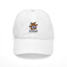 Teddy Bear Future Big Brother Baseball Cap