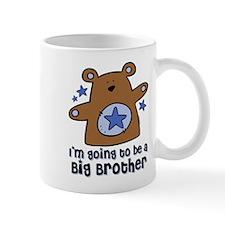 Teddy Bear Future Big Brother Mug