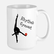 Rhythmic Gymnast Large Mug
