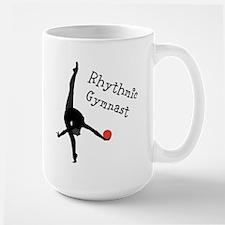 Rhythmic Gymnast Large Mug