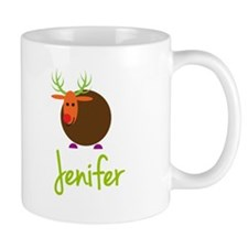 Jenifer the Reindeer Mug