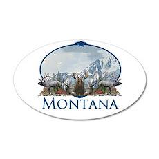 Montana Wall Decal