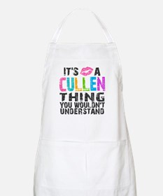 It's a Cullen Thing Apron
