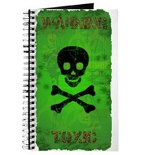 Funny Toxic Waste Journal