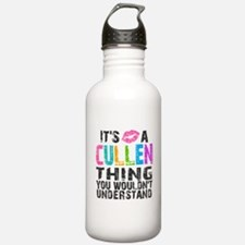 It's a Cullen Thing Water Bottle