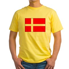 Danish National Flag T