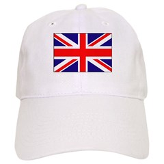 UK National Flag Baseball Cap