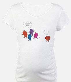 Heart Zombies Color Shirt