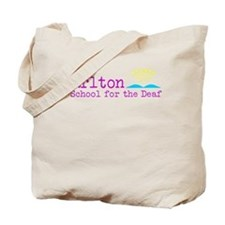 Carlton School for the Deaf Tote Bag