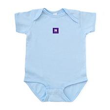 Cute Team one Infant Bodysuit