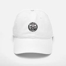 USN Navy Diver Skull ND Baseball Baseball Cap