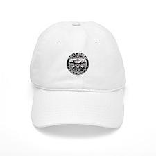USN Navy Diver Skull ND Baseball Cap