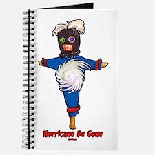 The Hurricane Voodoo Doll Journal