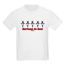 The Hurricane Voodoo Doll Kids T-Shirt
