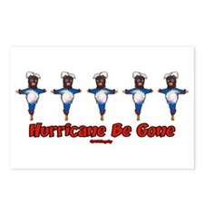 The Hurricane Voodoo Doll Postcards (Package of 8)