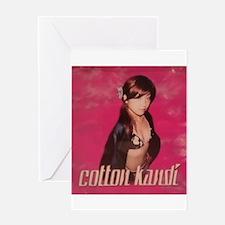 Greeting Card: Cotton Kandi style !!