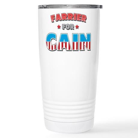 Farrier for Cain Stainless Steel Travel Mug