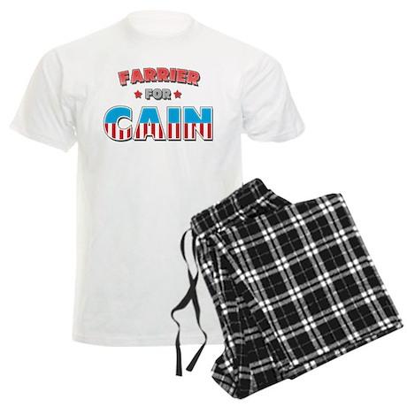 Farrier for Cain Men's Light Pajamas