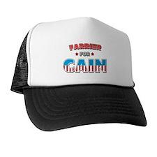 Farrier for Cain Trucker Hat
