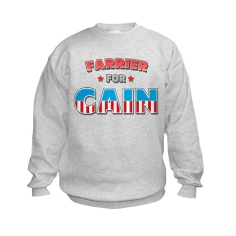 Farrier for Cain Kids Sweatshirt