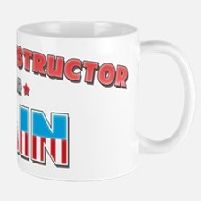 Driving instructor for Cain Mug