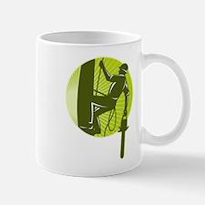 arborist tree surgeon Mug