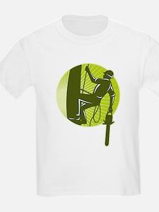 arborist tree surgeon T-Shirt