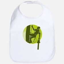 arborist tree surgeon Bib