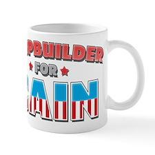 Shipbuilder for Cain Mug