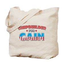 Shipbuilder for Cain Tote Bag