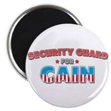 Security guard for Cain Magnet