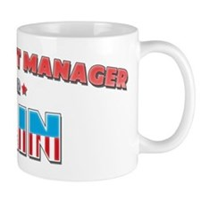 Restaurant manager for Cain Mug