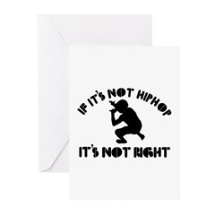 If it's not hip hop it's not Greeting Cards (Pk of