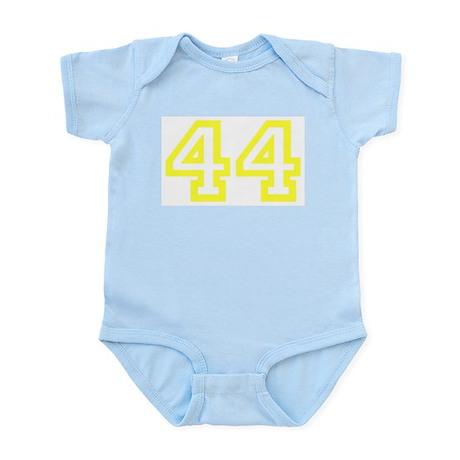 Number 44 Infant Creeper